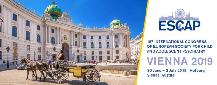ESCAP invites you to the 18th International Congress 2019 in Vienna