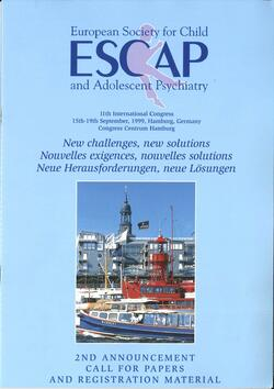 ESCAP Hamburg 1999 Brochure