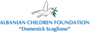 Albanian Children Foundation, logo.