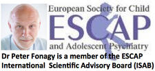 Dr Peter Fonagy is a member of the ESCAP International  Scientific Advisory Board (ISAB)