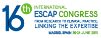 ESCAP2015 Madrid